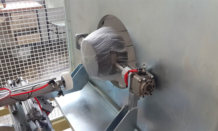 Full Automatic Yarn Cone Packing Machine